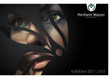 Kollektion 2011 | 2012 - Herbert Mayer
