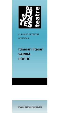 Poetes de Sarrià