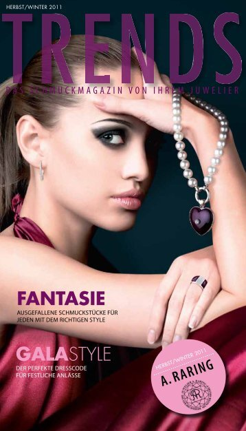 FANTASIE GALASTYLE - Juwelier August Raring