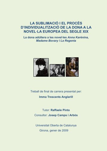 Imma Trescents Anglarill - Universitat Oberta de Catalunya