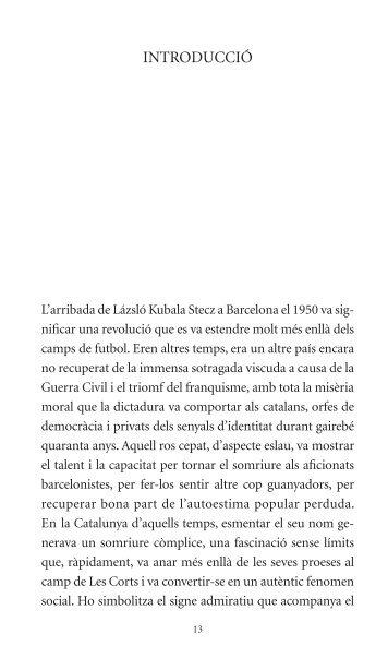 Introducció de Frederic Porta