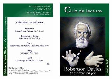Valentí Puig - Biblioteca Joan Triadú