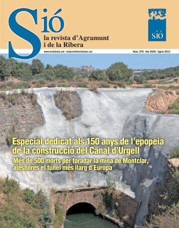 Agost - Revista Sió