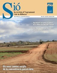 Sió 561. Novembre 2010 - Revista Sió
