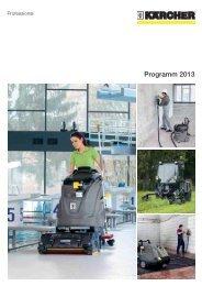 Programm 2013 - Kärcher