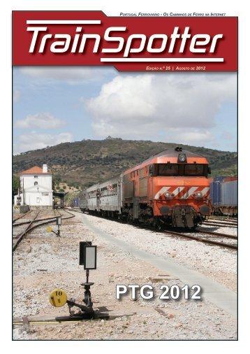 PTG 2012 - Portugal Ferroviário