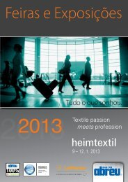 Programa da agência de viagens Abreu - Messe Frankfurt Portugal