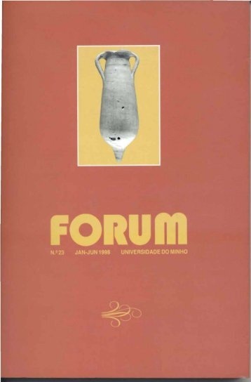 Fourm 23 A.pdf - Universidade do Minho