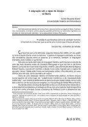 Carlos Eduardo Bione (UFPE) - Revista Ao Pé da Letra