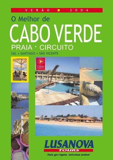Cabo Verde - Lusanova Tours