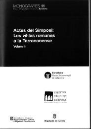 Actes del Simposi: - ICAC