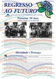 REGRESSO AO FUTURO - Associação Antigos Alunos Liceu Horta