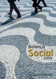 Balanço Social 2009 - 736 KB - DGTF