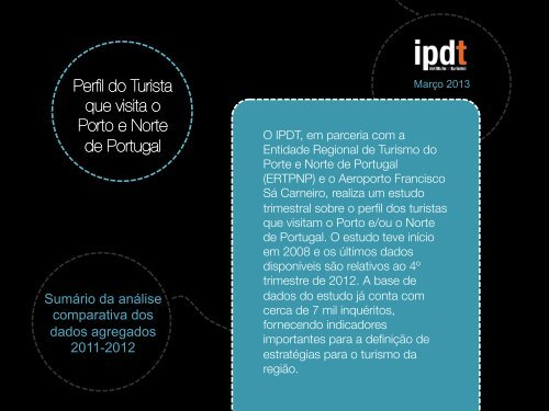 um estudo - IPDT