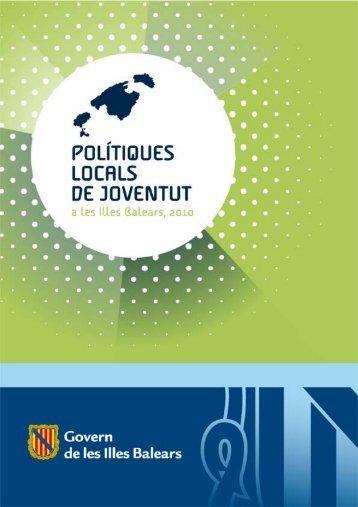 la joventut de les illes balears - Infojove - Govern de les Illes Balears