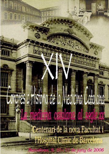 PROGRAMA CONGRÉS.p65 - Acadèmia de Medicina de Catalunya
