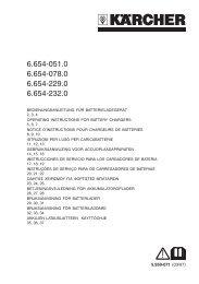 bedienungsanleitung für batterieladegerät 2, 3, 4 operating ...