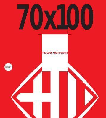 70 x 100 - Ajuntament de Barcelona