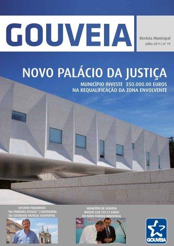 NOVO PALÁCIO DA JUSTIÇA