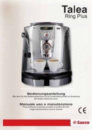 Talea Ring Plus - Kaffee-Service-Balzen