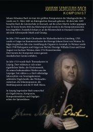 weitere Details - Chorgemeinschaft Kai Müller