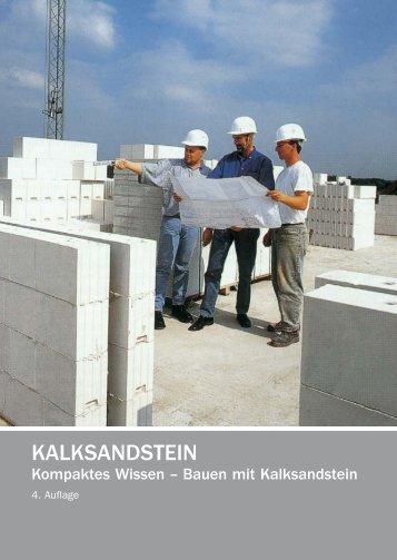 PDF-Dokument 2,89 MB - Kalksandsteinwerk Amberg
