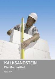 PDF-Dokument 8,58 MB - Kalksandsteinwerk Amberg