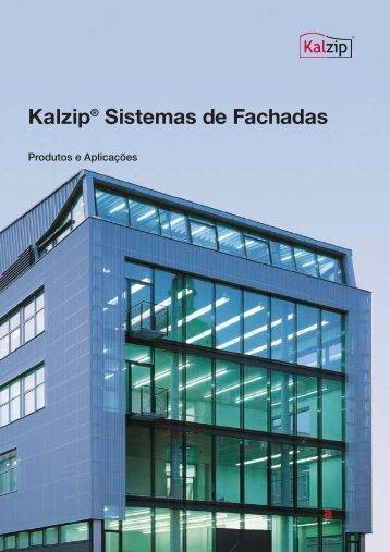 Kalzip® Sistemas de Fachadas