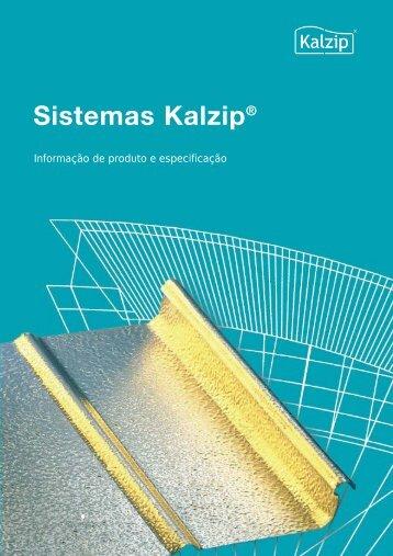 Kalzip Catálogo Técnico