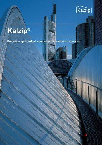 Kalzip® Ancore linea vita