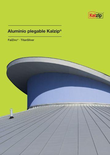 Aluminio plegable Kalzip®