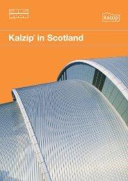 Kalzip® in Scotland