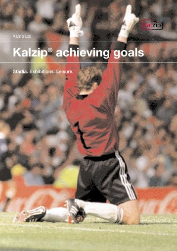 Kalzip® achieving goals