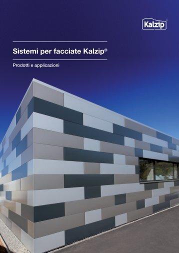 Sistemi per facciate Kalzip®