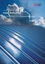 Kalzip® AluPlusSolar