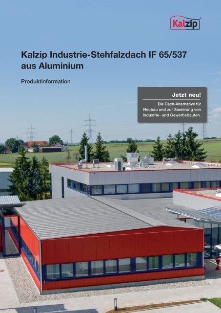 Industriedach 65/537_ok.indd - Kalzip