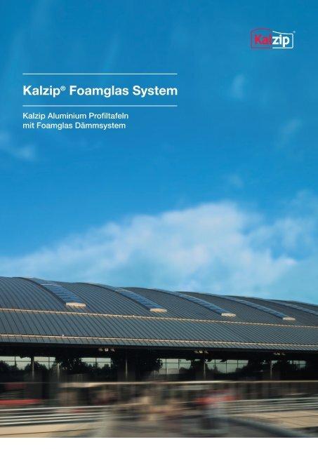 Kalzip® Foamglas System