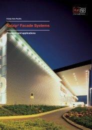 Kalzip® Facade Systems