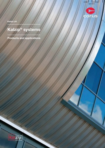 Kalzip Systems Brochure