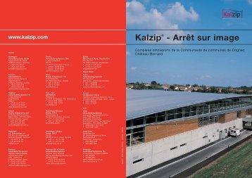 xpress chateau - Kalzip