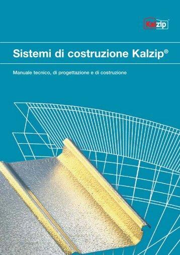 2. Sistemi e componenti - Kalzip