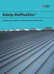 Heinz, Mathol + Streli ZT GmbH - Innsbruck - Kalzip