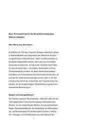 Wüllner Firmenzentrale - Kalzip