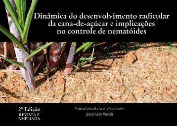 Dinâmica do desenvolvimento radicular da cana-de-açúcar e ...