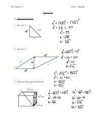 Pre-Calculus 11 Geometric Sequences & Series Practice 1  Is