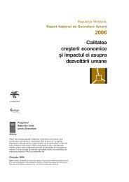 Raport ro 2006 tipar final.pmd - UNDP Moldova