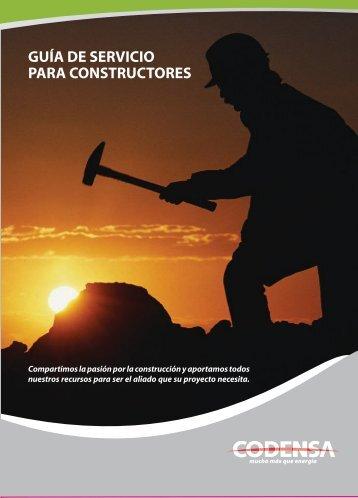 GUÍA DE SERVICIO PARA CONSTRUCTORES - Codensa