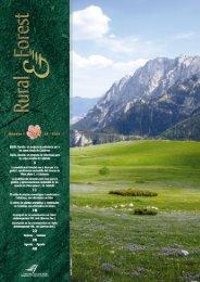 Revista Rural & Forest, número 3 - CTFC