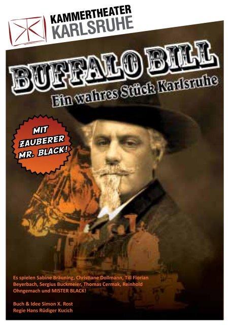 Buffalo Bill - Kammertheater Karlsruhe