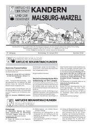 2013/01/02 - Stadt Kandern